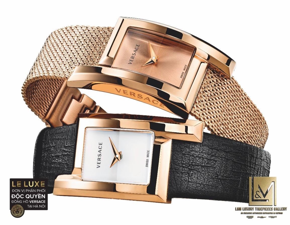 5 BST đồng hồ mới nhất 2019 của Versace Watches - Ảnh 1.
