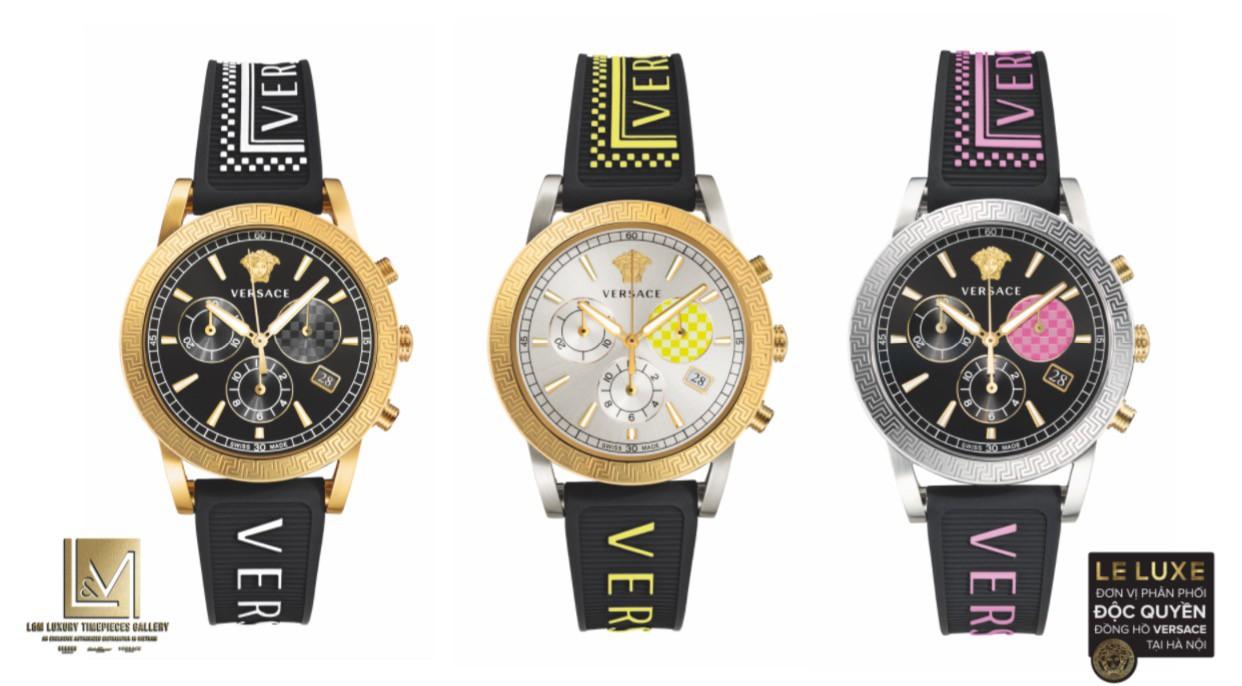5 BST đồng hồ mới nhất 2019 của Versace Watches - Ảnh 2.