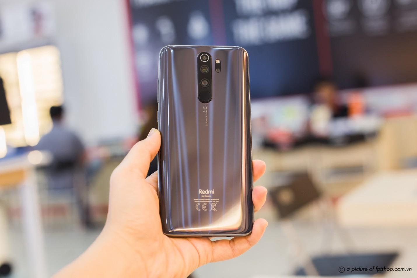 Xiaomi Redmi Note 8 và Note 8 Pro chính thức lên kệ FPT Shop với giá từ 4,79 triệu - Ảnh 1.