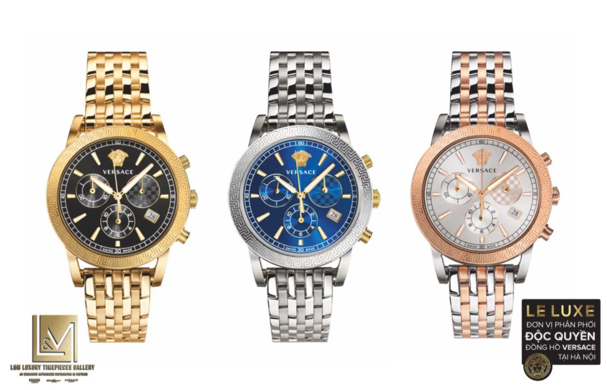 5 BST đồng hồ mới nhất 2019 của Versace Watches - Ảnh 3.