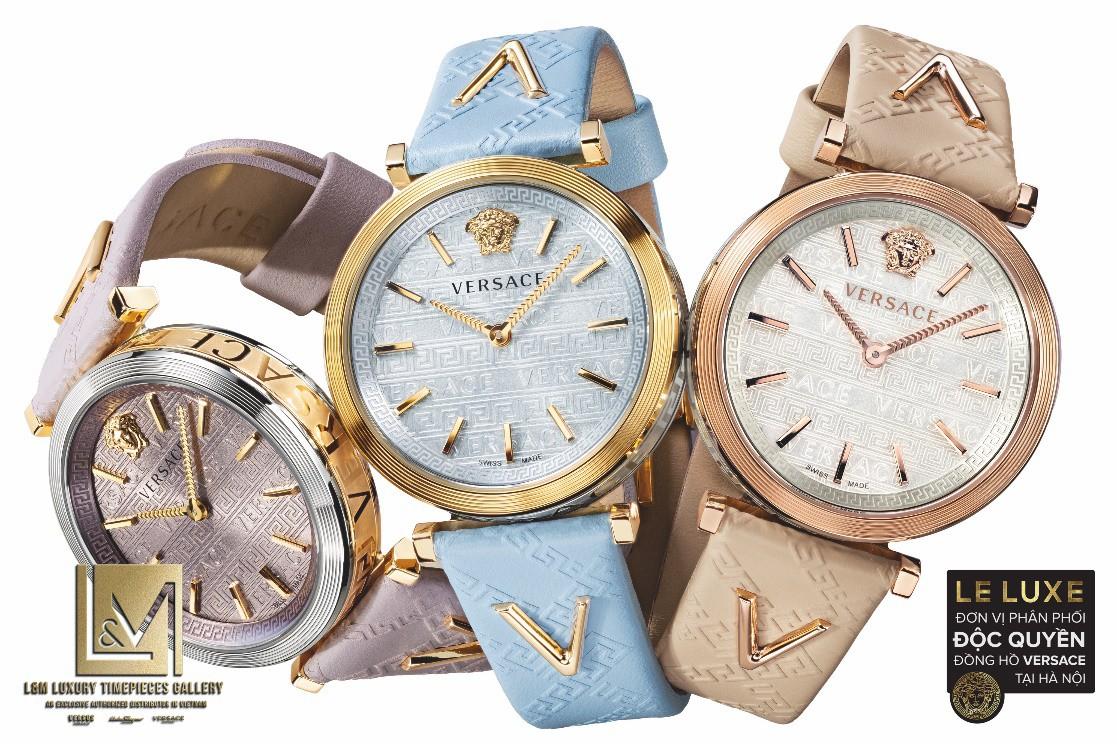 5 BST đồng hồ mới nhất 2019 của Versace Watches - Ảnh 4.