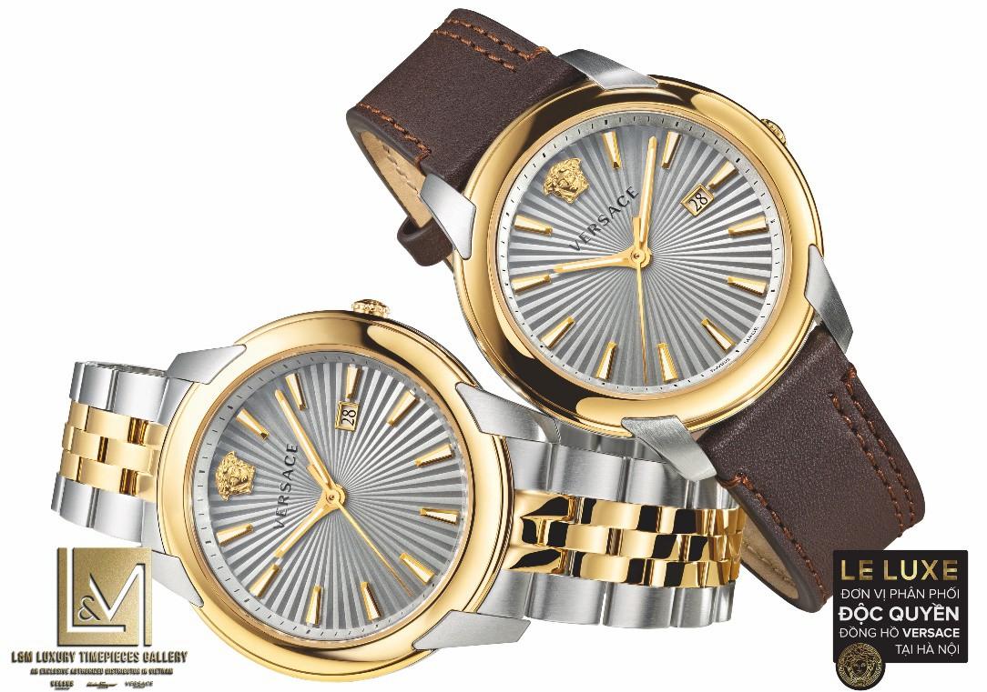 5 BST đồng hồ mới nhất 2019 của Versace Watches - Ảnh 6.