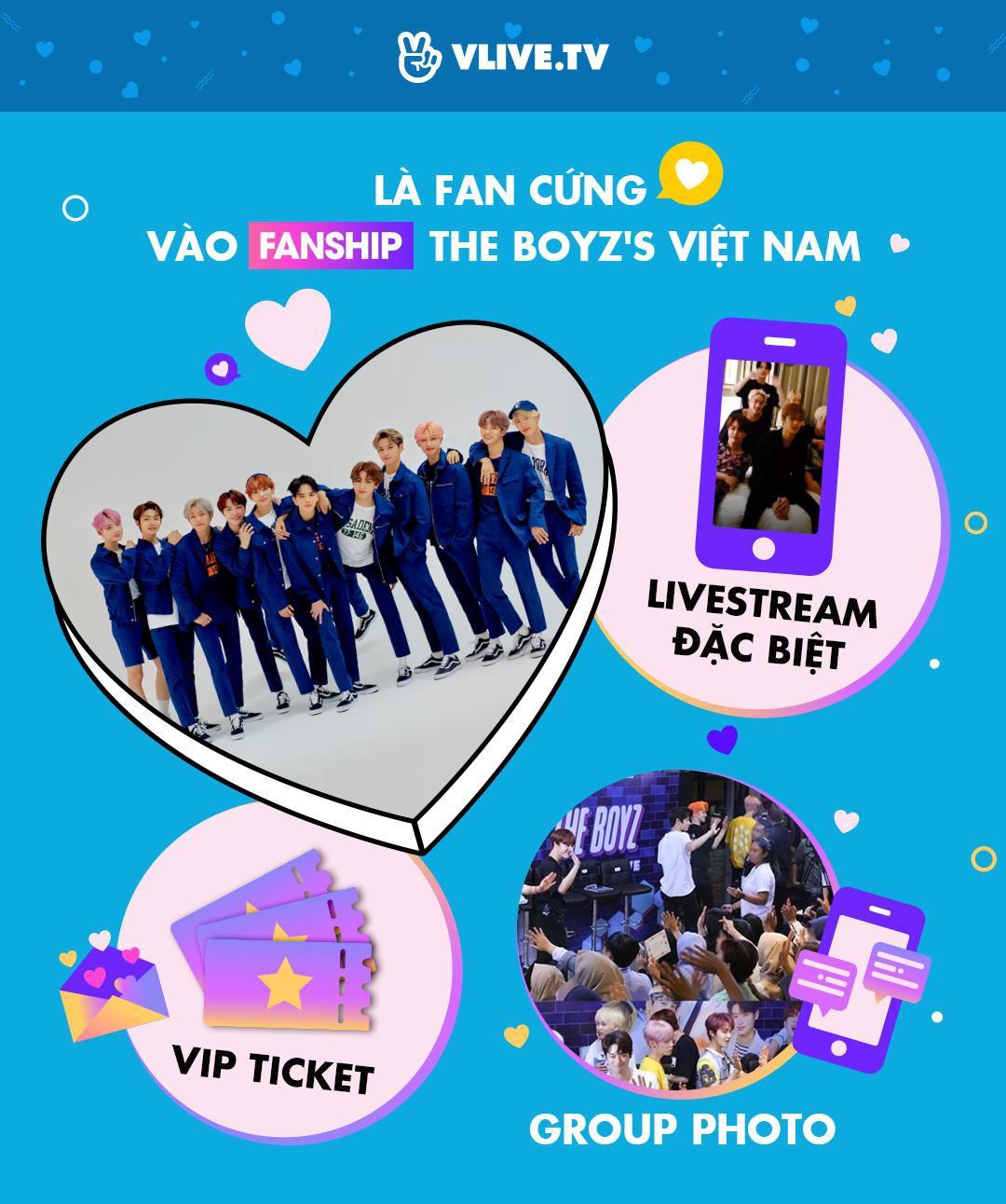 Đến Việt Nam lần 2, The Boyz mang gì tặng cho fan? - Ảnh 1.