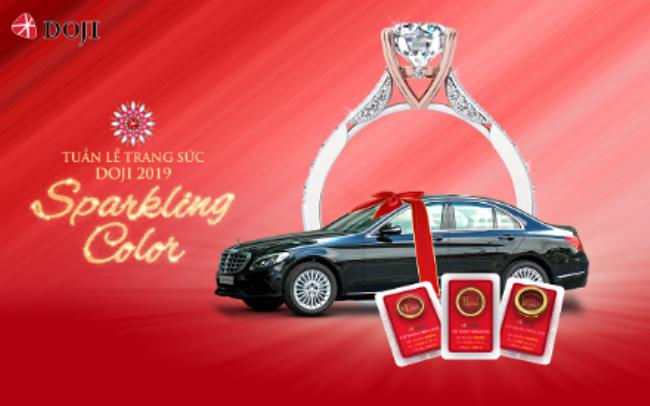Tuần lễ Trang sức DOJI 2019: Đừng bỏ lỡ 100 cặp nhẫn cưới giá 4.999.999 đồng - Ảnh 1.
