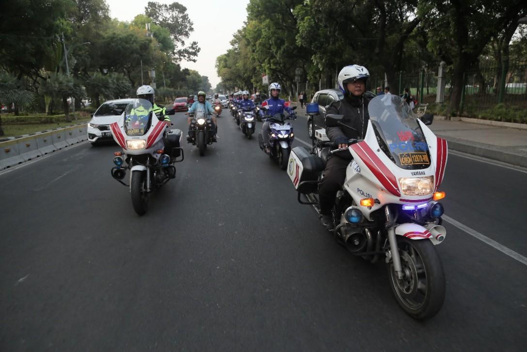 Trải nghiệm động cơ Yamaha Blue Core trên xứ sở vạn đảo Indonesia - Ảnh 2.