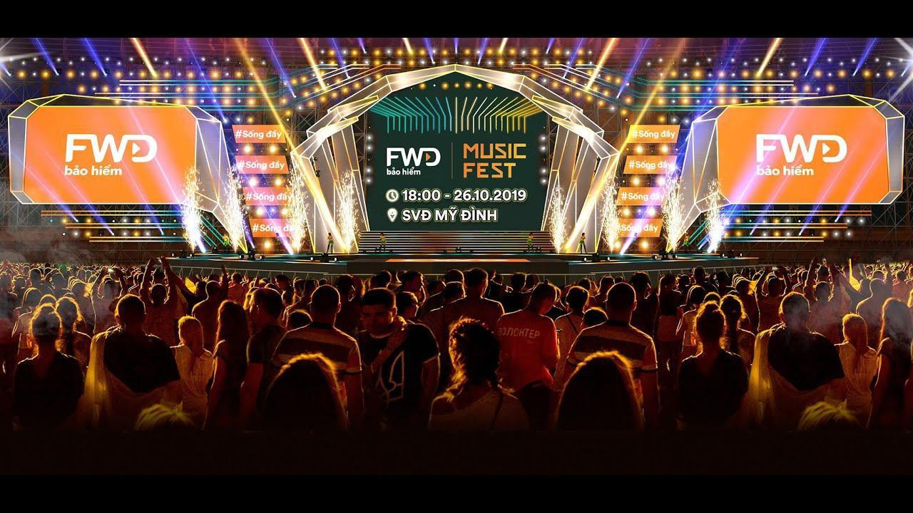 Fan Vpop sôi sục chờ đón sân khấu của Sơn Tùng M-TP, Đen Vâu, Tóc Tiên, Isaac… tại lễ hội âm nhạc tháng 10 này! - Ảnh 1.