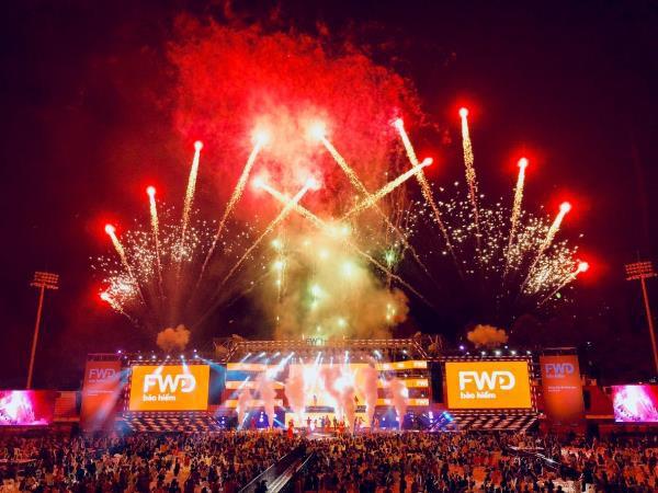 Fan Vpop sôi sục chờ đón sân khấu của Sơn Tùng M-TP, Đen Vâu, Tóc Tiên, Isaac… tại lễ hội âm nhạc tháng 10 này! - Ảnh 2.