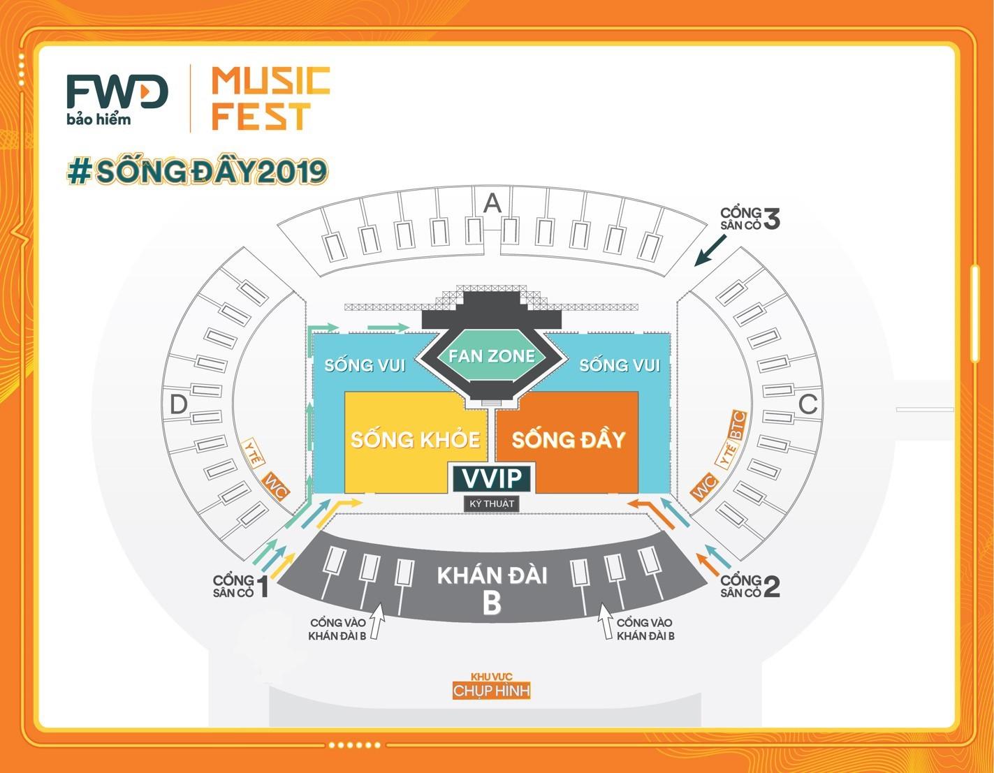 Fan Vpop sôi sục chờ đón sân khấu của Sơn Tùng M-TP, Đen Vâu, Tóc Tiên, Isaac… tại lễ hội âm nhạc tháng 10 này! - Ảnh 3.