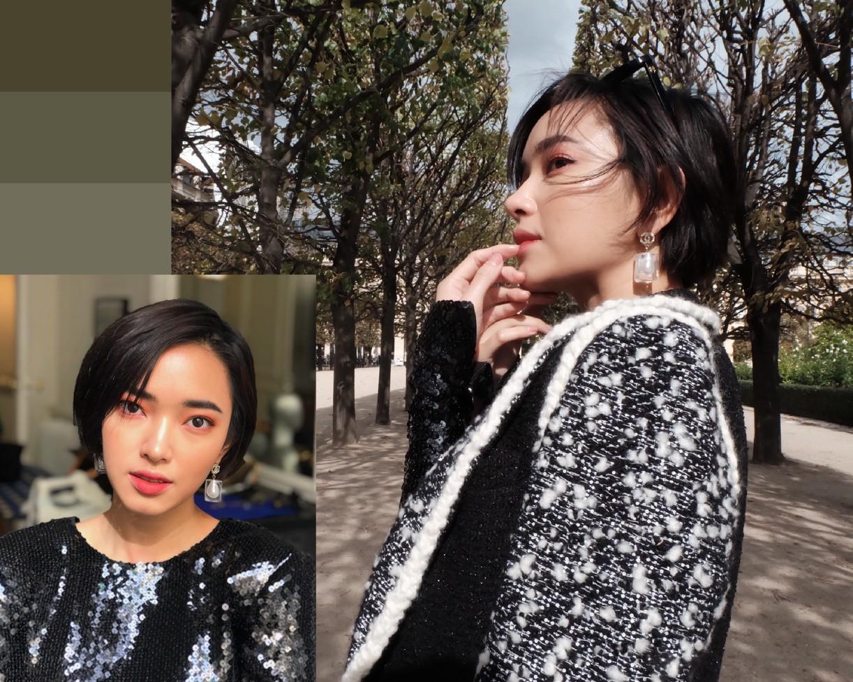 """Ai là tác giả những màn họa mặt """"biến hình"""" đỉnh cao của Châu Bùi tại Paris Fashion Week? - Ảnh 3."""