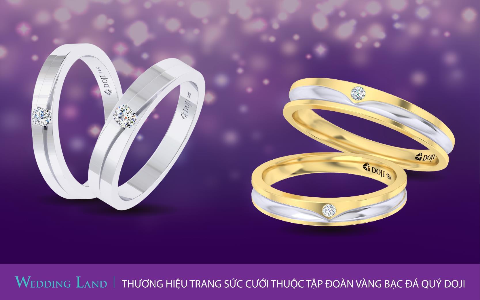 Tuần lễ Trang sức DOJI 2019: Đừng bỏ lỡ 100 cặp nhẫn cưới giá 4.999.999 đồng - Ảnh 4.