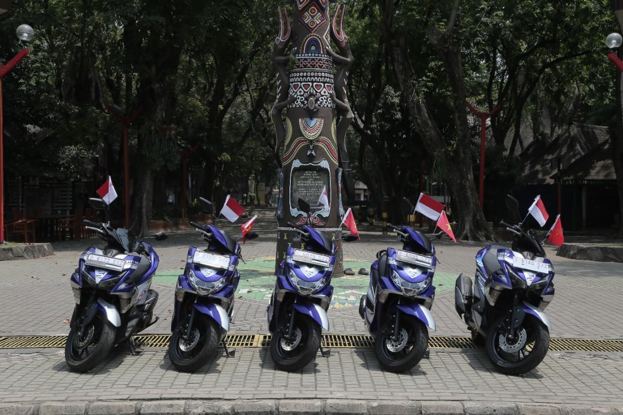 Trải nghiệm động cơ Yamaha Blue Core trên xứ sở vạn đảo Indonesia - Ảnh 6.