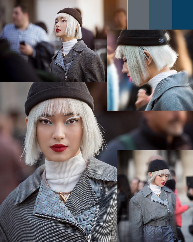 """Ai là tác giả những màn họa mặt """"biến hình"""" đỉnh cao của Châu Bùi tại Paris Fashion Week? - Ảnh 7."""