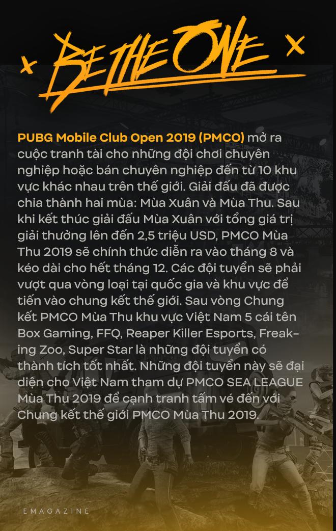 Nguồn cảm hứng từ PUBG Mobile và cơ hội để game thủ Việt vươn tầm thế giới - Ảnh 8.