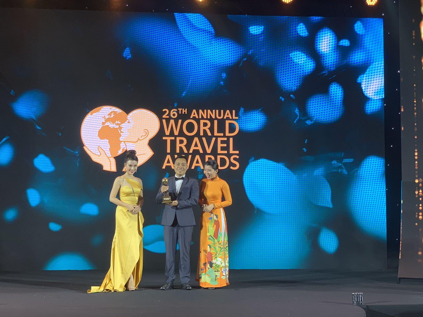 """World Travel Awards Châu Á – Châu Đại Dương vinh danh Bà Nà Hills là """"Công viên chủ đề hàng đầu Việt Nam"""" - Ảnh 2."""