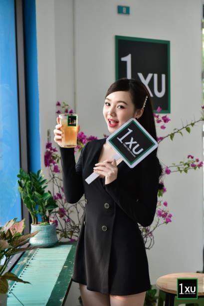 """Diễn viên Quỳnh Kool """"lên đồ xinh như mơ, khuấy động tiệm trà chanh cực chất giữa lòng Phủ Lý, Hà Nam - Ảnh 3."""