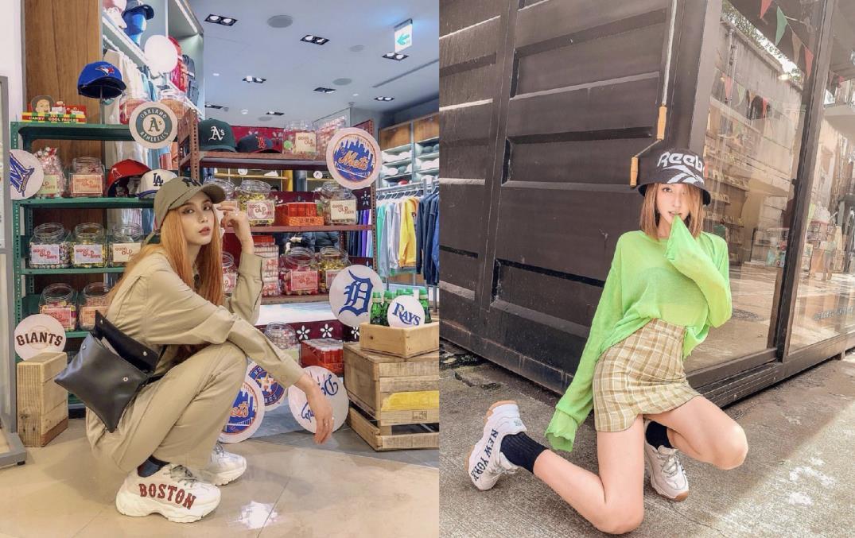 Cơn sốt Logomania làm dậy sóng street style Hàn - Ảnh 7.