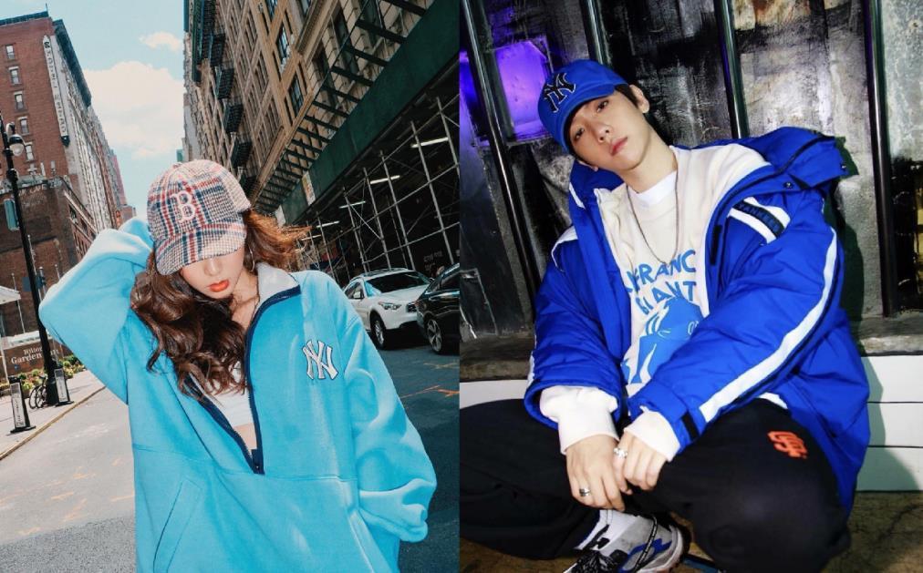 Cơn sốt Logomania làm dậy sóng street style Hàn - Ảnh 8.