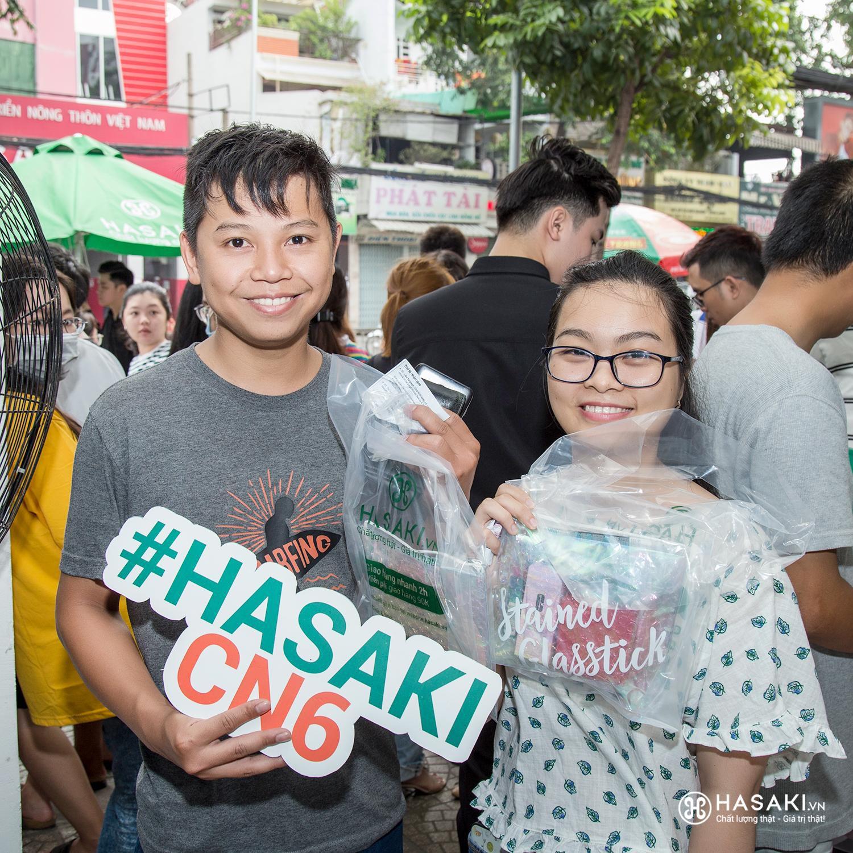 """Hàng ngàn tín đồ làm đẹp """"đu đưa quên lối về"""" tại Hasaki - Thiên đường mỹ phẩm chính hãng mới toanh ở Gò Vấp - Ảnh 4."""
