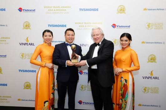 """Fansipan Sa Pa đạt giải thưởng danh giá WTA """"Điểm đến du lịch hấp dẫn hàng đầu Việt Nam"""" - Ảnh 2."""