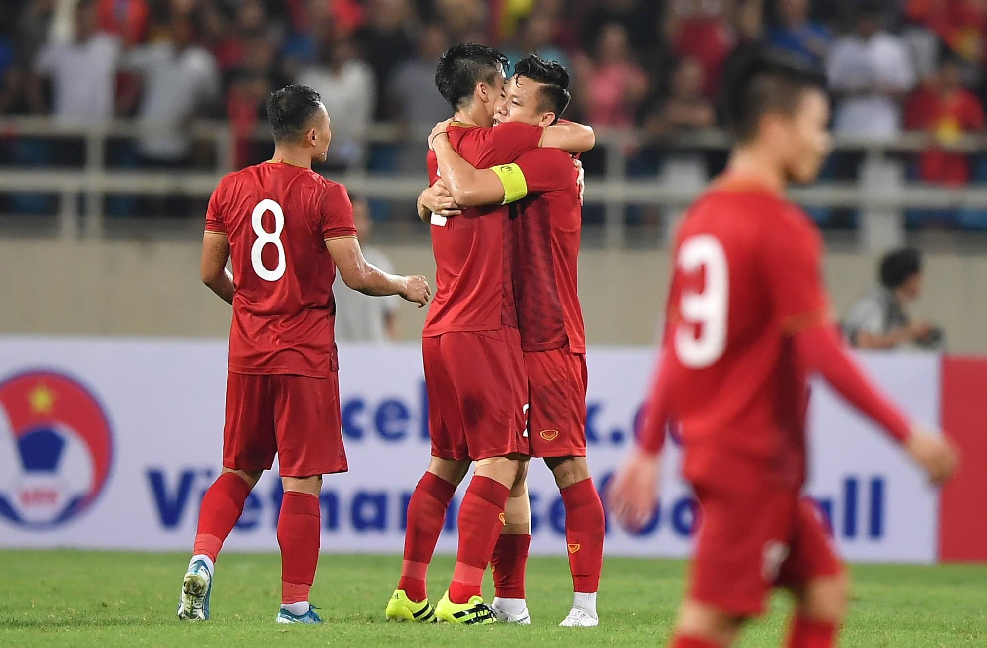 Chiến thắng Indonesia: Khi nền tảng thể lực trở thành vũ khí mạnh mẽ của Đội tuyển Quốc gia Việt Nam - Ảnh 1.