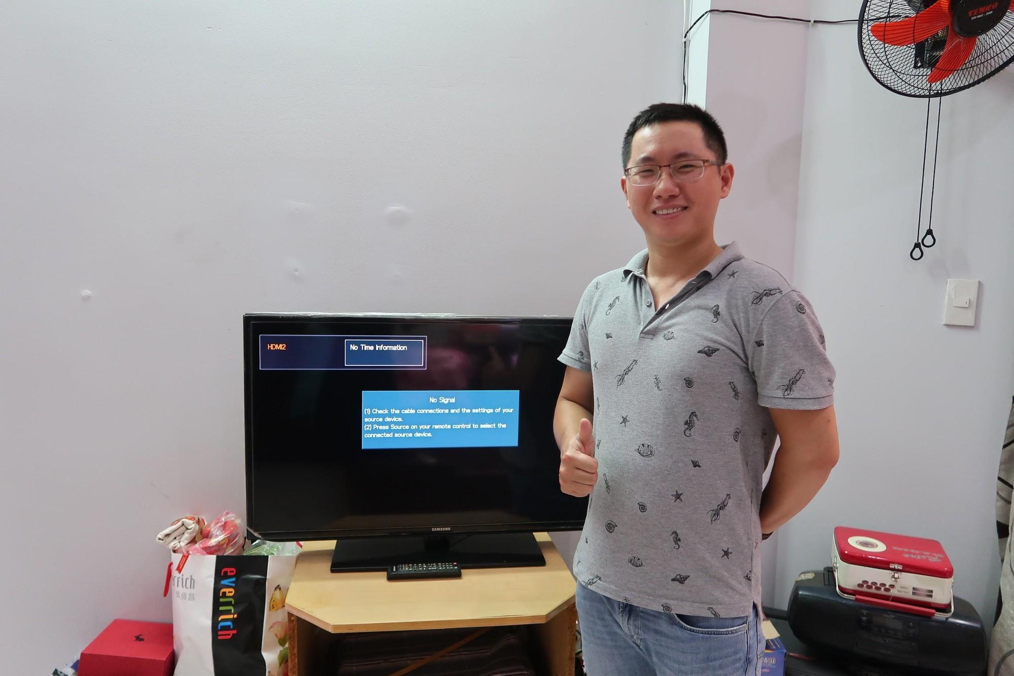Samsung và những câu chuyện về chiếc TV gắn bó với các gia đình Việt cả chục năm qua - Ảnh 1.