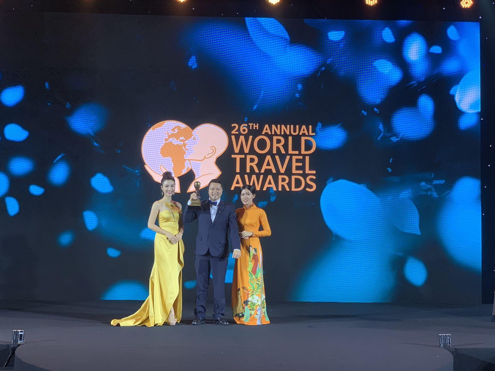 """Fansipan Sa Pa đạt giải thưởng danh giá WTA """"Điểm đến du lịch hấp dẫn hàng đầu Việt Nam"""" - Ảnh 3."""