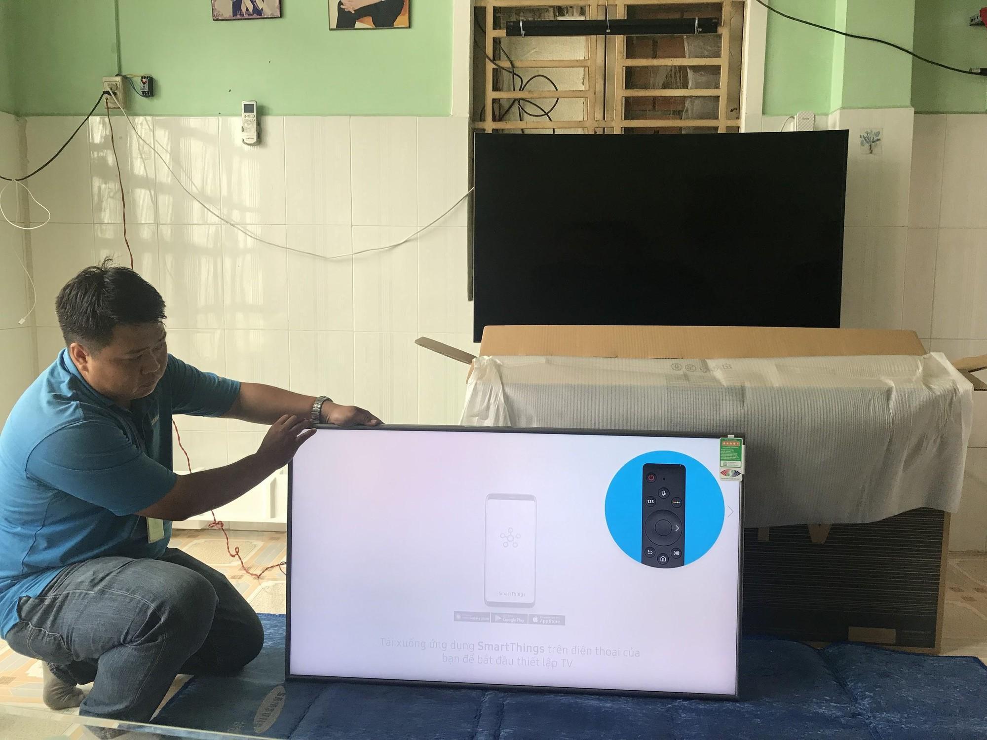 Samsung và những câu chuyện về chiếc TV gắn bó với các gia đình Việt cả chục năm qua - Ảnh 4.