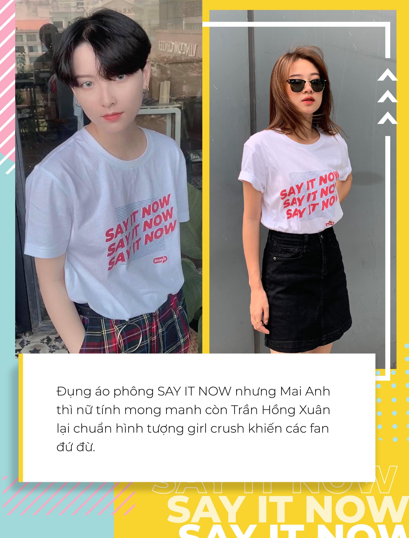 Bí mật của chiếc áo quốc dân đang thống lĩnh tủ đồ showbiz Việt - Ảnh 4.