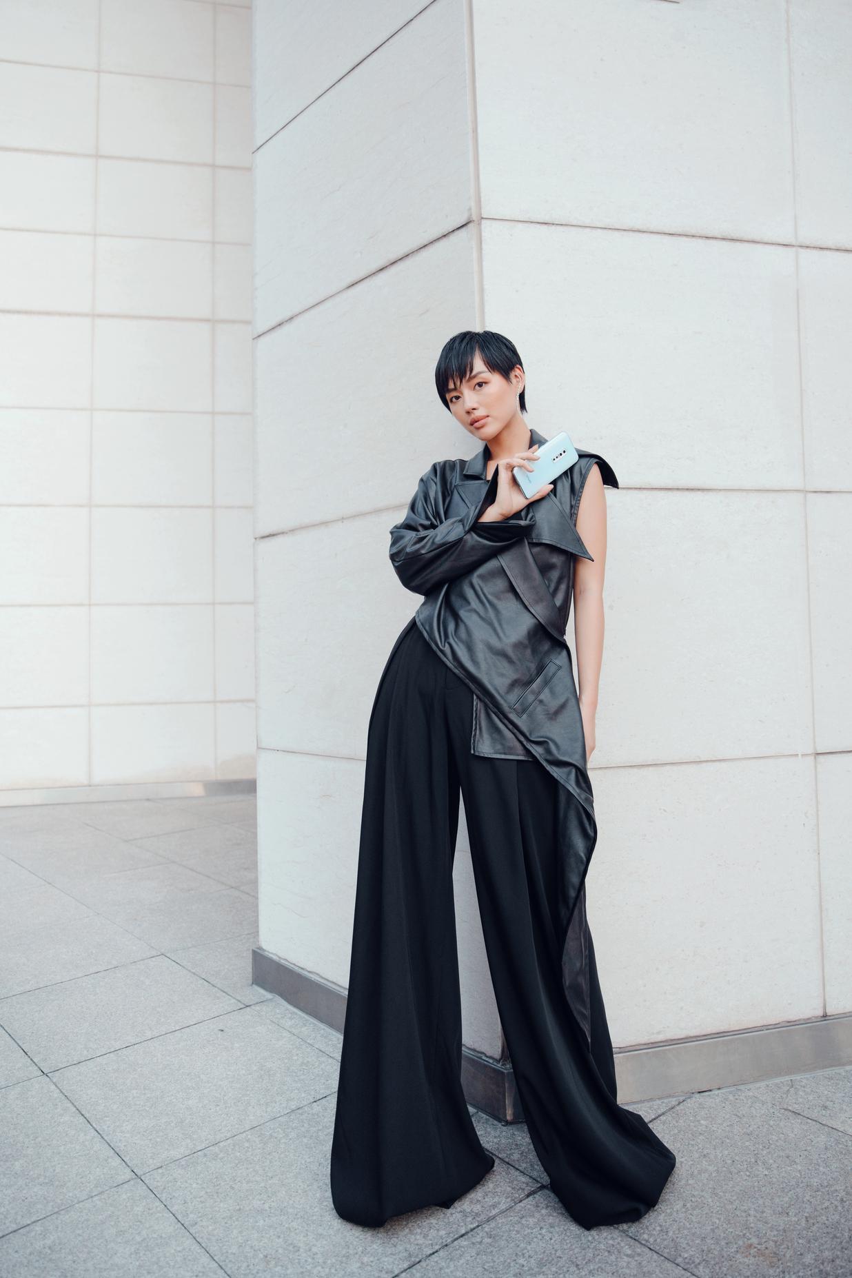 """3 bí kíp để có ngay ảnh như """"cô em trendy"""" Khánh Linh từ siêu dế vivo V17 Pro - Ảnh 10."""