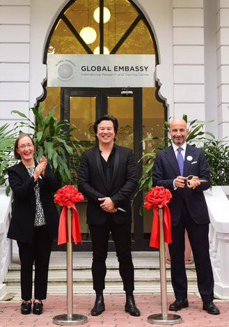 Hợp tác với Reggio Children (Ý), Embassy Education mang phương pháp giáo dục nổi tiếng quốc tế Reggio Emilia Approach về Việt Nam - Ảnh 1.