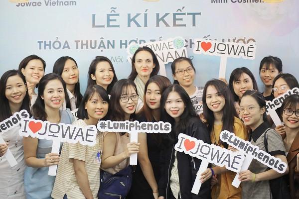 Tin vui cho tín đồ làm đẹp Hà thành: Có thể dễ dàng mua JOWAÉ tại hệ thống Mint Cosmetics - Ảnh 4.