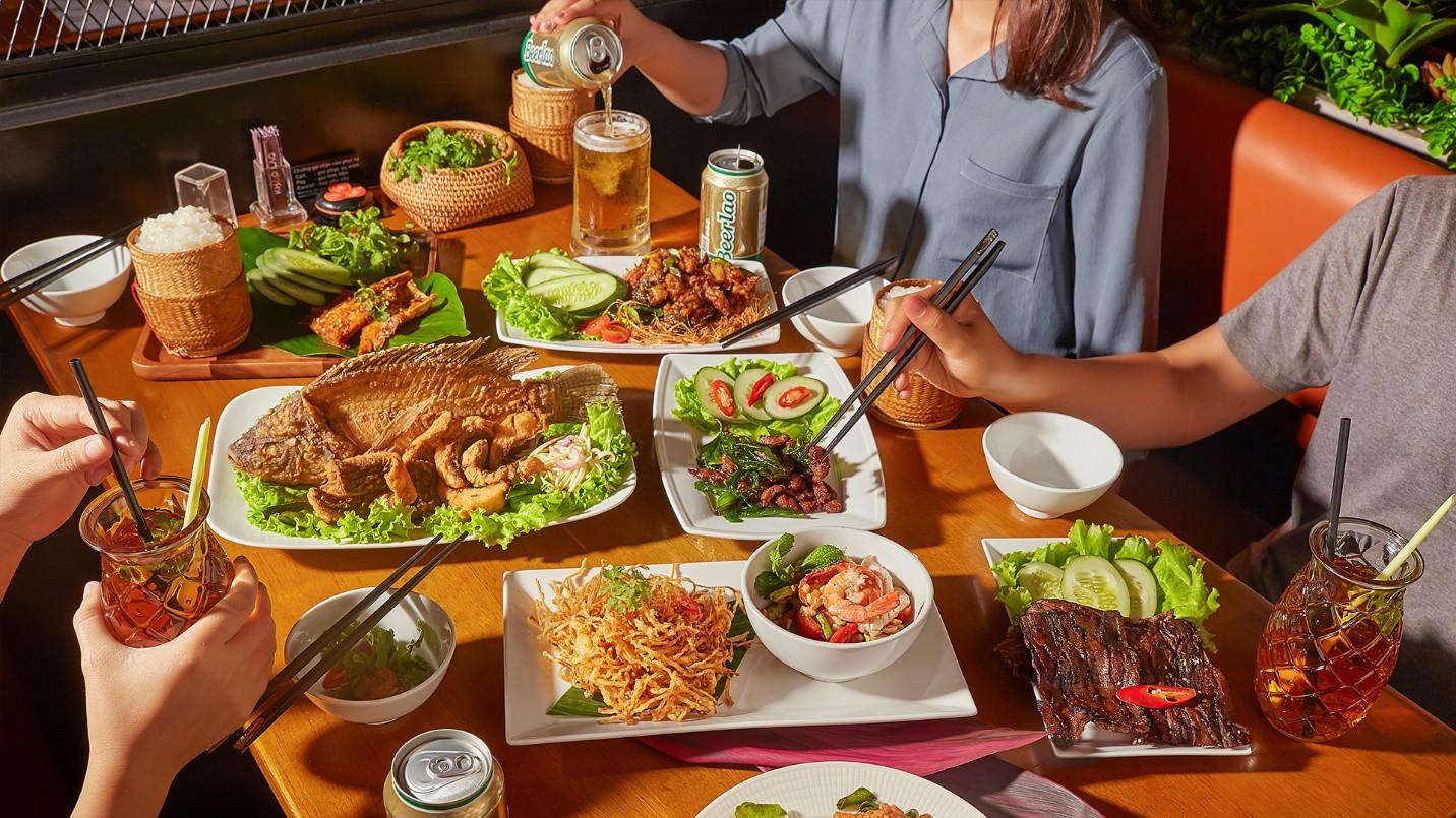 Khám phá năm châu cùng 5 quán ăn nổi tiếng quận Đống Đa - Ảnh 5.