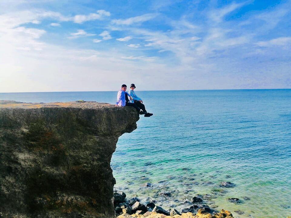 Ngoài tàn tích chiến tranh, còn có một Quảng Trị trong veo với những bãi biển nguyên sơ, thơ mộng - Ảnh 6.
