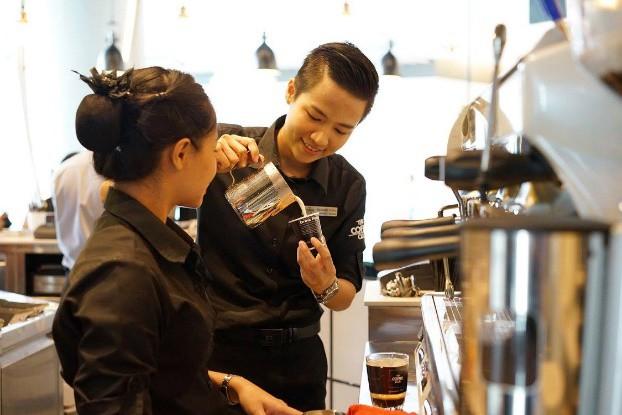 """Hành trình luyện """"vàng đen"""": từ hạt cà phê rang đến ly cà phê hảo hạng - Ảnh 6."""