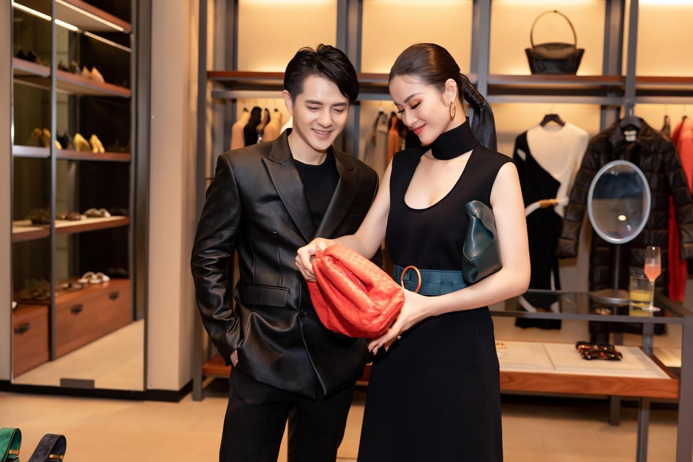 Bottega Veneta ra mắt BST mới: Dàn sao Việt yêu thời trang tụ hội, cùng khoe cá tính - Ảnh 2.