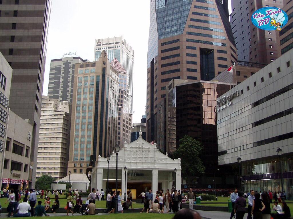 Học Quản trị Kinh doanh: Chi phí rẻ, lợi ích lớn tại Amity Global Institute Singapore - Ảnh 1.
