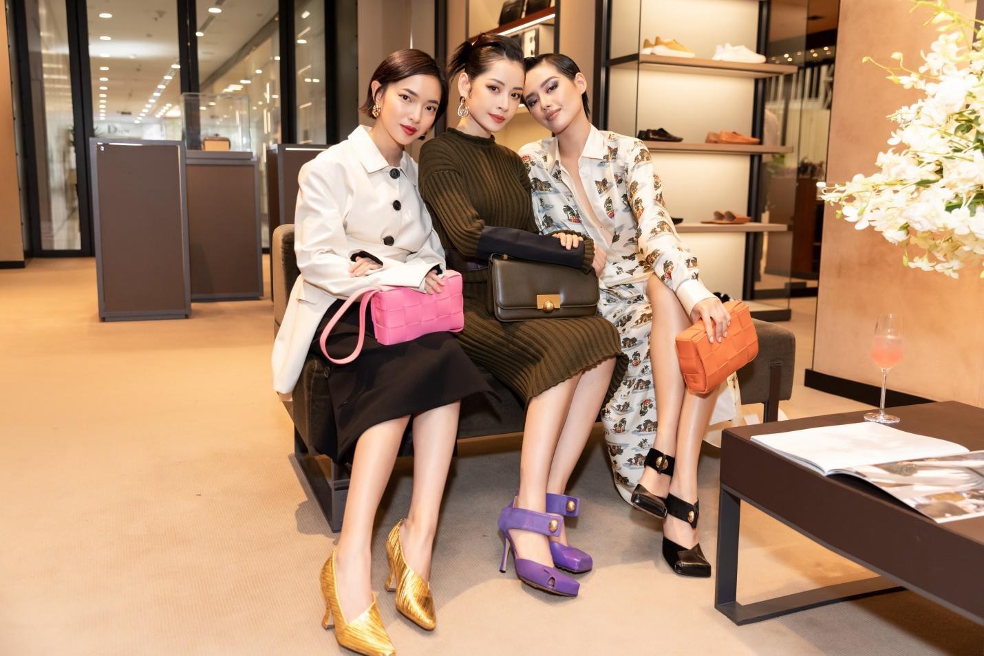 Bottega Veneta ra mắt BST mới: Dàn sao Việt yêu thời trang tụ hội, cùng khoe cá tính - Ảnh 3.