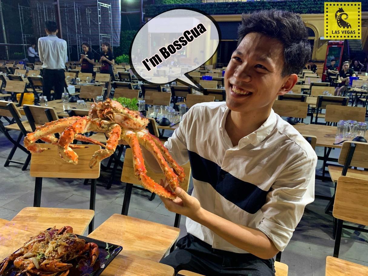 Đây chính là địa chỉ ăn hải sản mới đang được dân Sài Gòn thi nhau check-in ầm ầm - Ảnh 3.