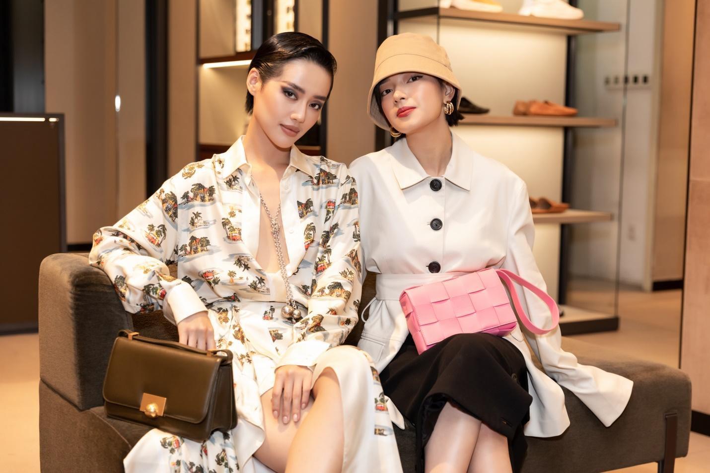 Bottega Veneta ra mắt BST mới: Dàn sao Việt yêu thời trang tụ hội, cùng khoe cá tính - Ảnh 6.