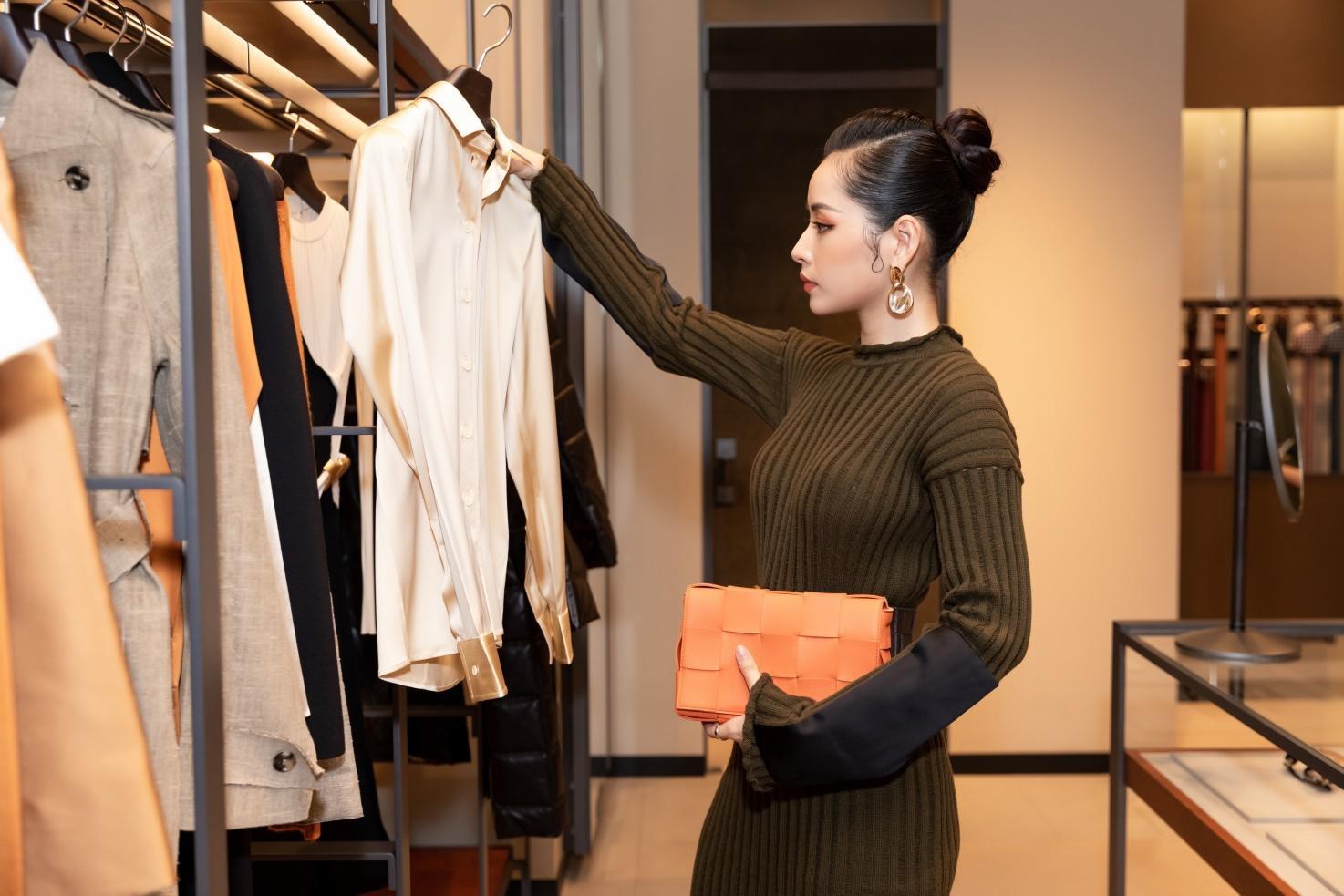 Bottega Veneta ra mắt BST mới: Dàn sao Việt yêu thời trang tụ hội, cùng khoe cá tính - Ảnh 7.