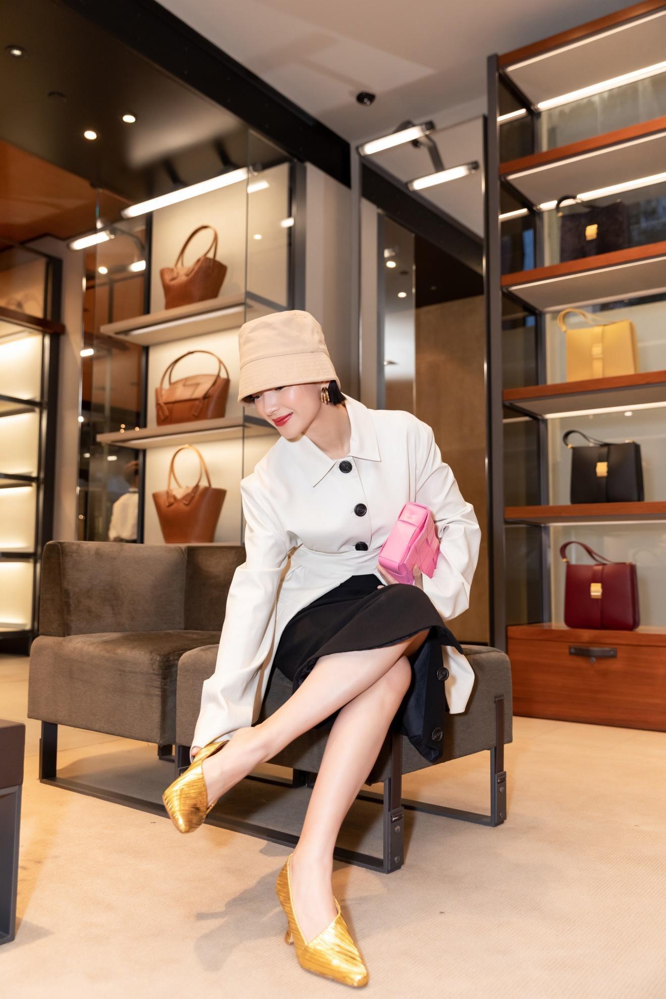 Bottega Veneta ra mắt BST mới: Dàn sao Việt yêu thời trang tụ hội, cùng khoe cá tính - Ảnh 9.