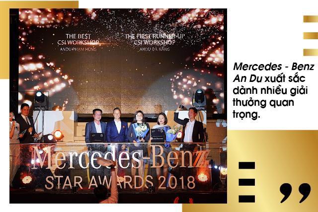"""Mercedes-Benz An Du: """"Nghệ thuật phục vụ khách hàng là chiến lược cạnh tranh đặc biệt"""" - Ảnh 1."""