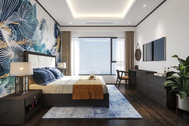Best Western Premier Sapphire Ha Long: Căn hộ nghỉ dưỡng bên vịnh di sản - Ảnh 1.