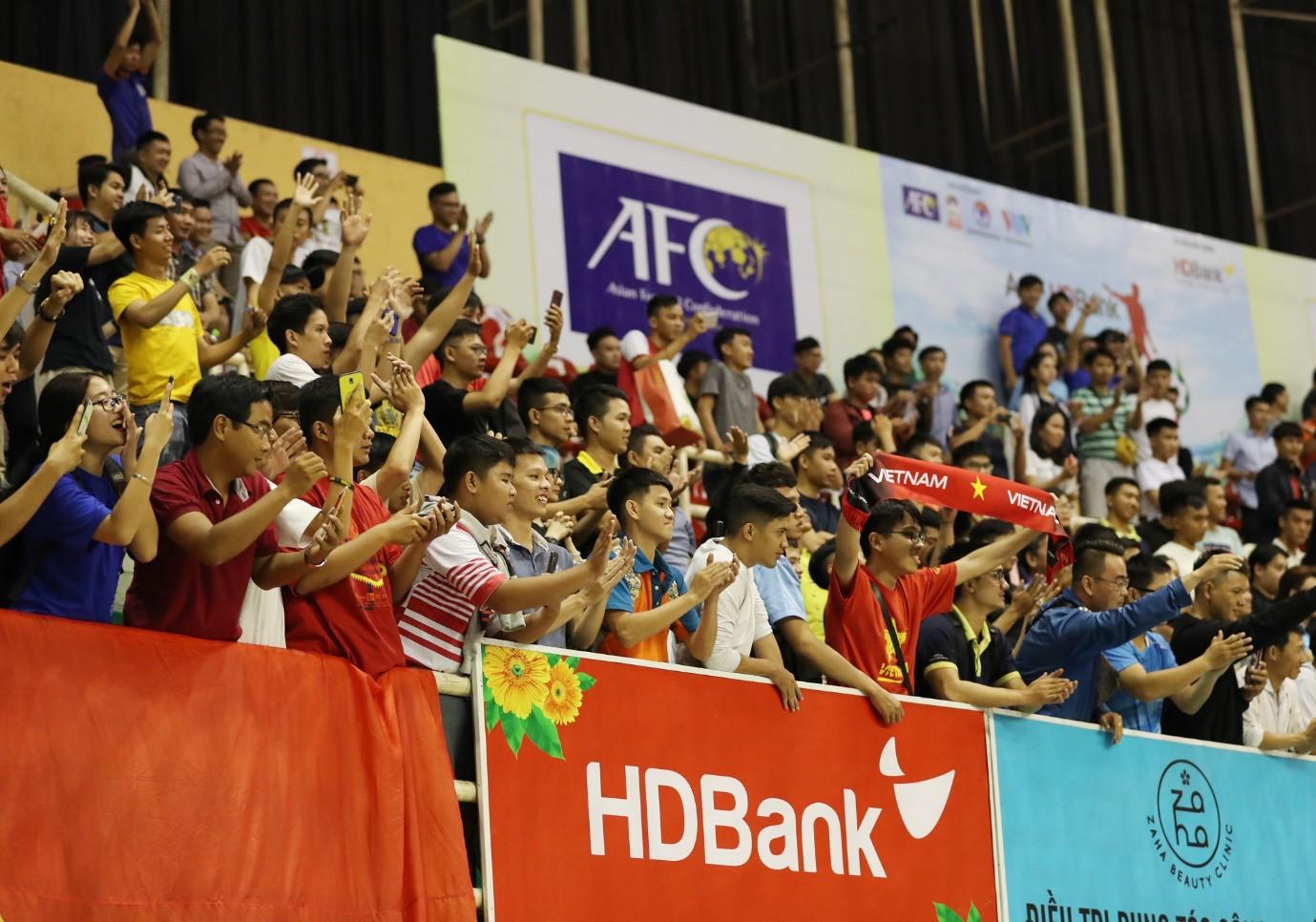 Thắng 2-0 Úc, tuyển futsal thắp lên hi vọng đưa Việt Nam trở lại World Cup - Ảnh 2.