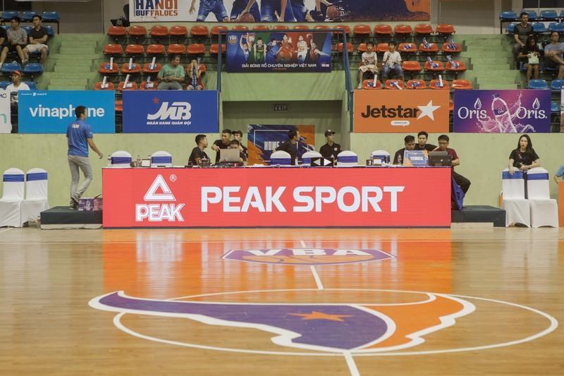 PEAK Sport – Từ bóng rổ đến đam mê cho giày chạy bộ - Ảnh 1.
