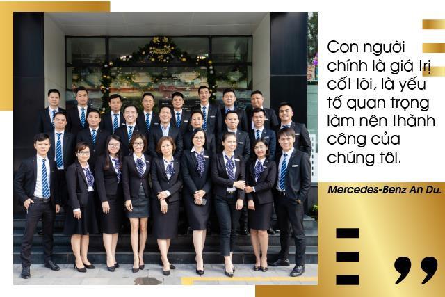 """Mercedes-Benz An Du: """"Nghệ thuật phục vụ khách hàng là chiến lược cạnh tranh đặc biệt"""" - Ảnh 2."""
