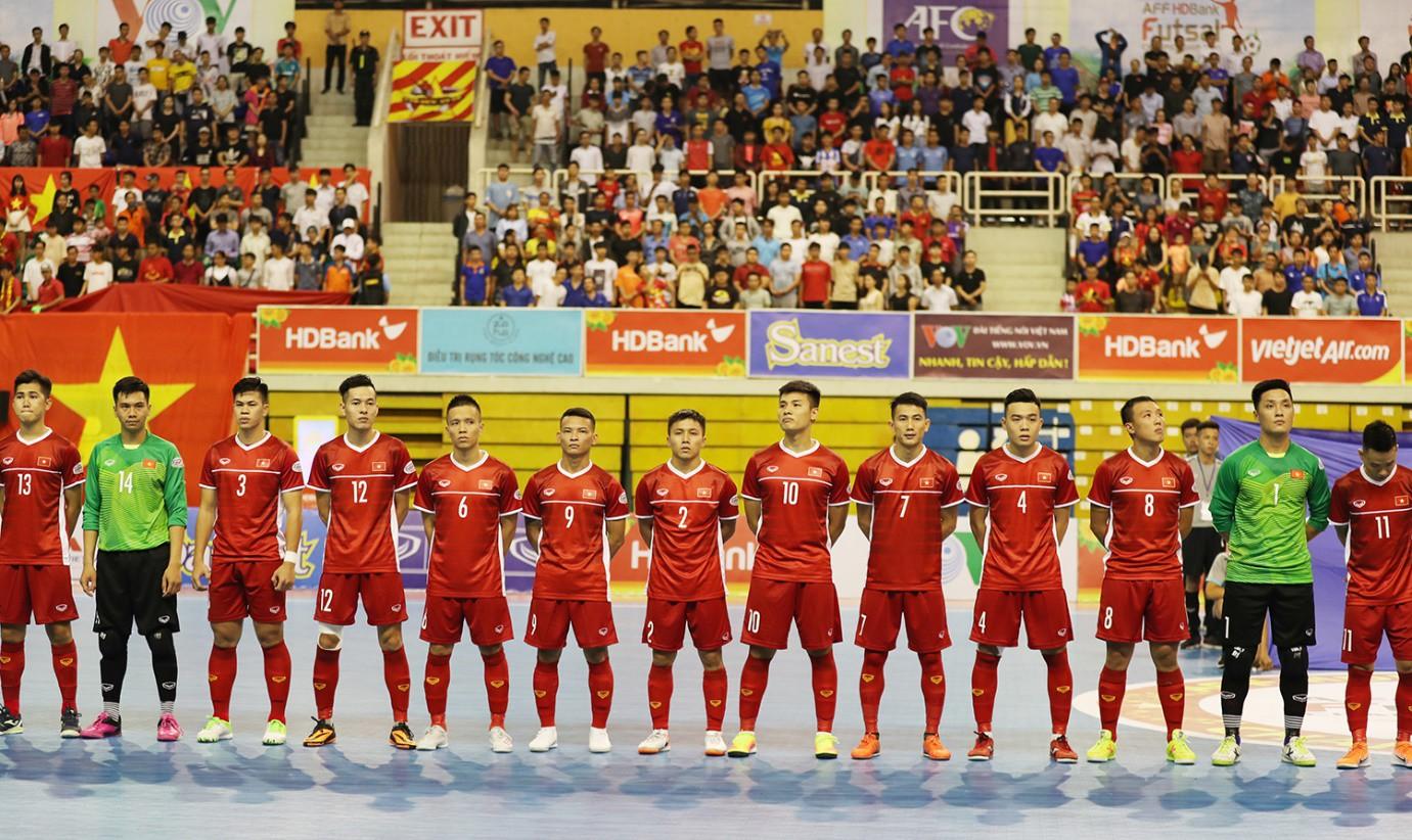 Thắng 2-0 Úc, tuyển futsal thắp lên hi vọng đưa Việt Nam trở lại World Cup - Ảnh 3.