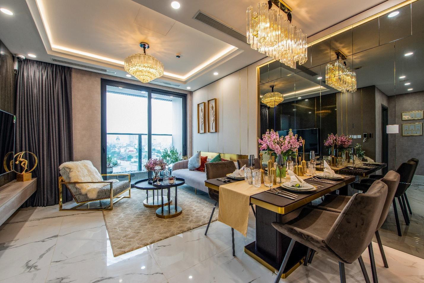 Sunshine City Sài Gòn hút khách với chính sách bán hàng hấp dẫn - Ảnh 1.