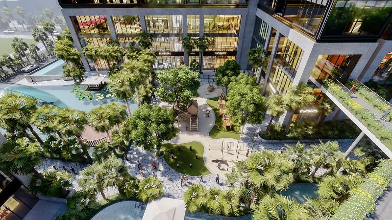 Sunshine City Sài Gòn hút khách với chính sách bán hàng hấp dẫn - Ảnh 2.