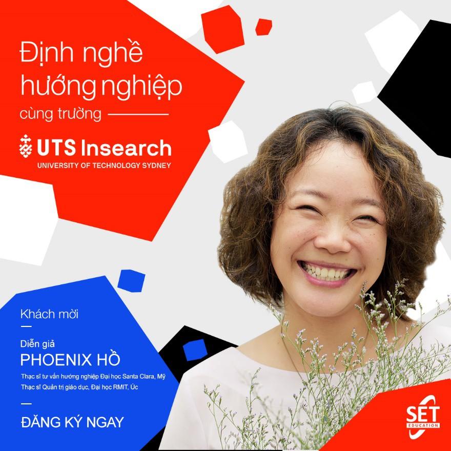 Định hướng nghề nghiệp cùng trường UTS Insearch - Ảnh 2.